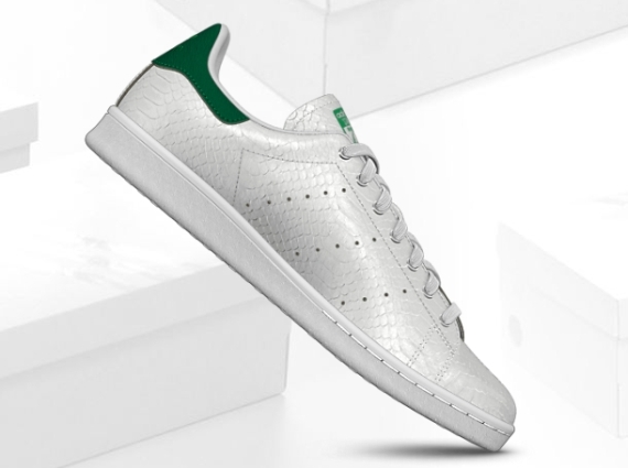 innovative design ac7c4 00f6c Customize the adidas Stan Smith Now on miadidas - SneakerNews.com