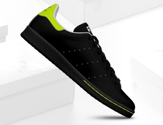 Customize the adidas Stan Smith Now on