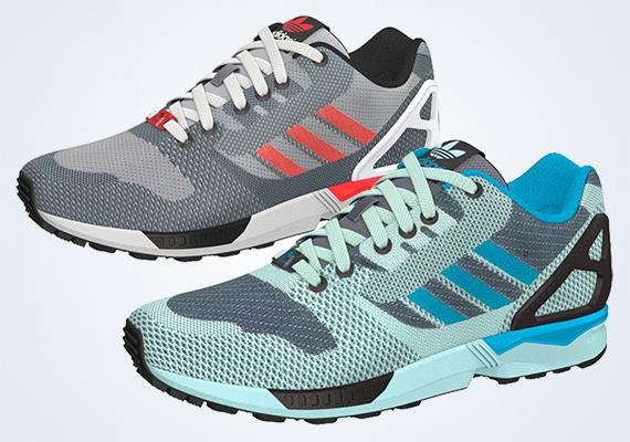 adidas ZX Flux Weave \'8000\' - SneakerNews.
