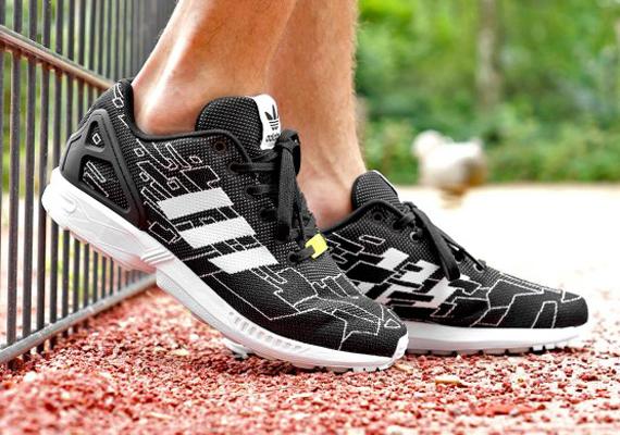 Adidas Zx Flux Black Prism