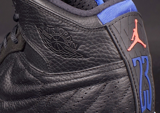 Air Jordan 1 Retro '99 – Black – Sport Blue – Infrared