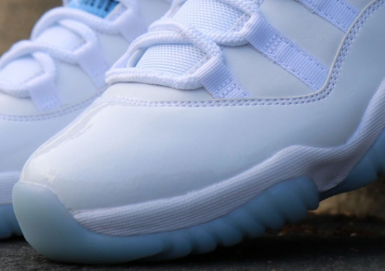 Air Jordan 11 Retro – White – Black – Legend Blue