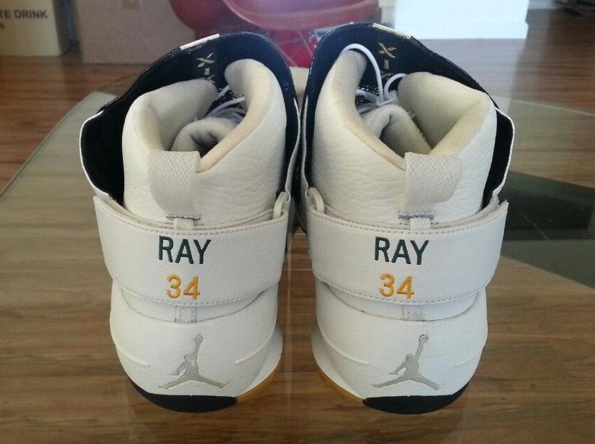 29d01417b957 Air Jordan 19 - Ray Allen