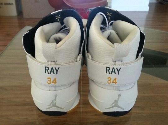 "Air Jordan 19 – Ray Allen ""Sonics"" PE"