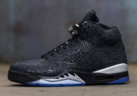 "sale retailer f585a cec56 Air Jordan 3Lab5 ""Black Metallic"" – Release Reminder"