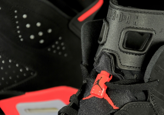 """Another Look at the Air Jordan 6 """"Infrared"""" Retro"""