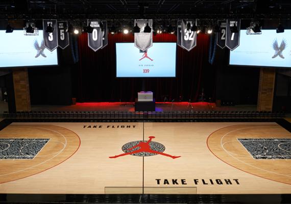 Stunning Indoor Basketball Courts Las Vegas Gallery - Interior ...