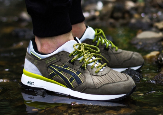 "An On-Feet Look at the UBIQ x Asics GT-Cool ""Nightshade"""