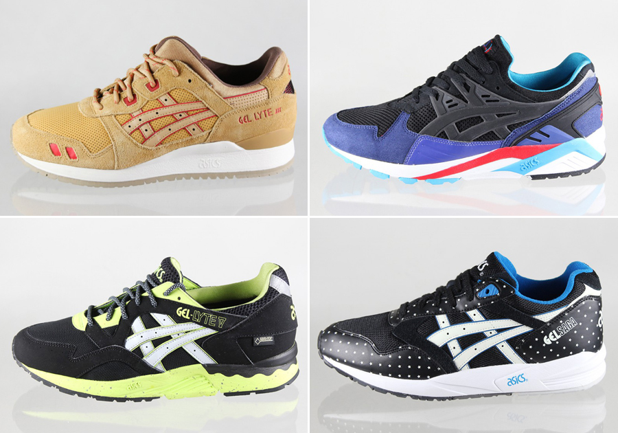 21 asics sneakers releasing in july. Black Bedroom Furniture Sets. Home Design Ideas