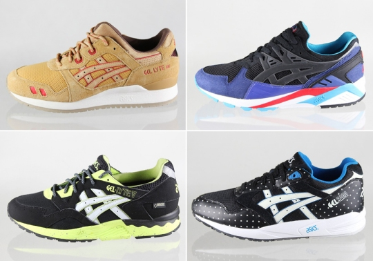 21 Asics Sneakers Releasing in July