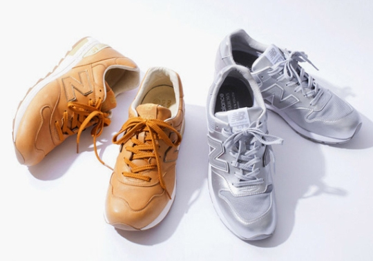 "Beauty & Youth United Arrows x New Balance ""25th Anniversary"" Collection"