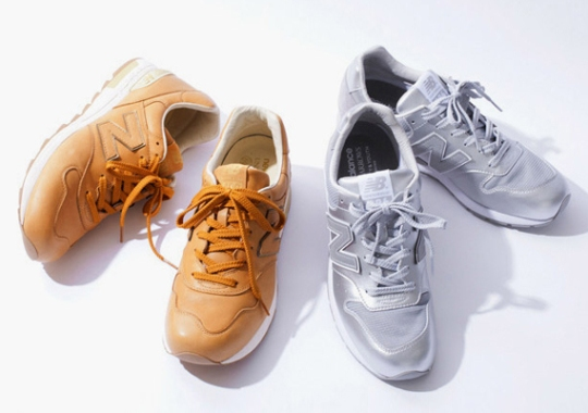 """Beauty & Youth United Arrows x New Balance """"25th Anniversary"""" Collection"""