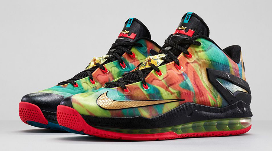 977223307fb8 Classics On The Low  The 10 Best Low-Top LeBrons - SneakerNews.com