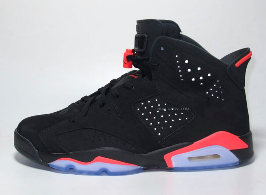 bb5bd2496d ... low cost air jordan 6 retro infrared for black friday 2014 sneakernews  453c0 a345b