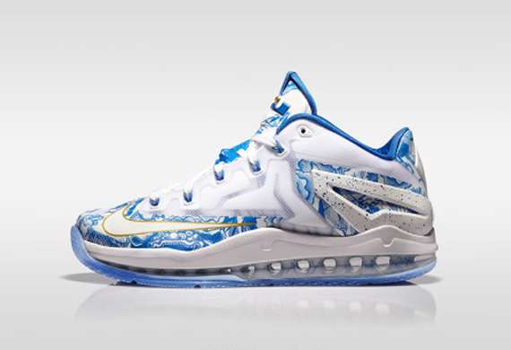 Another China-inspired Nike LeBron 11 will release this year, inspired by  traditional ornate vases that have been an integral part of the country\u0027s  artistic ...