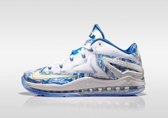 """Nike LeBron 11 Low """"Chinese Vase"""""""