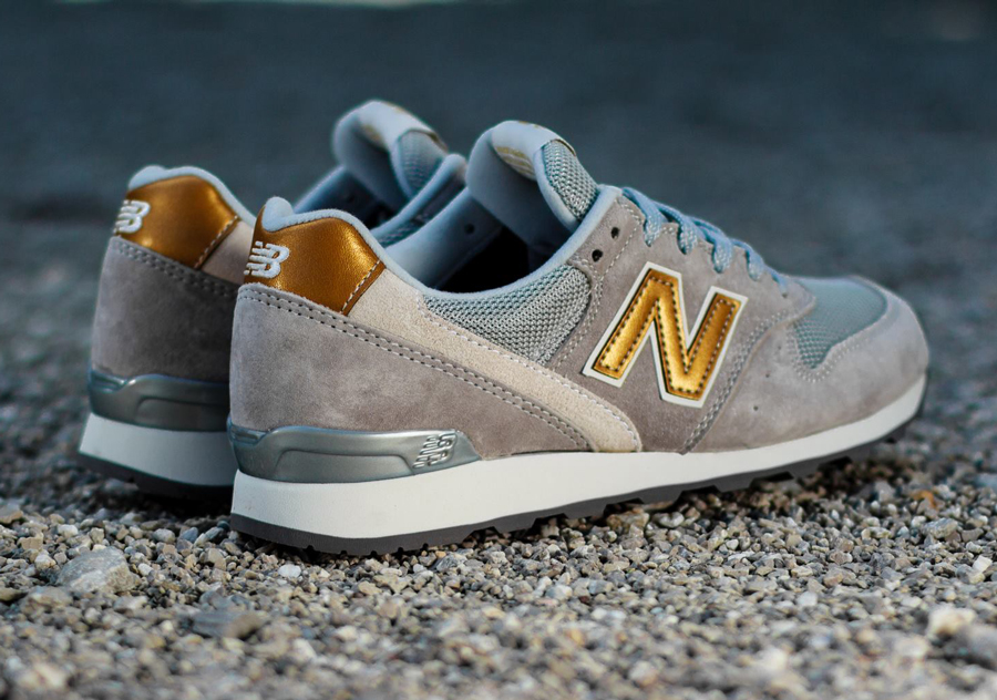 huge discount afcd4 c4552 A Closer Look at the New Balance Womens 996 for July 2014 ...