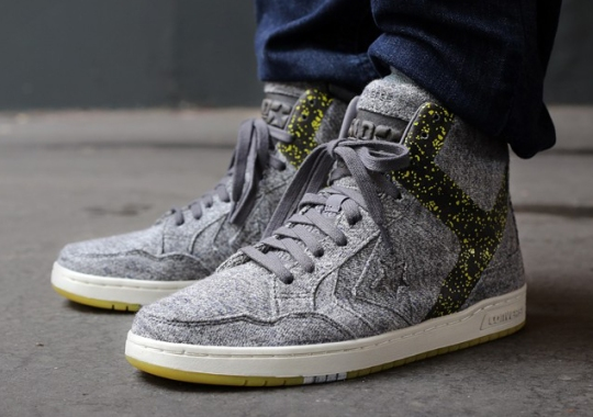 """Converse CONS Weapon """"Heather Grey"""""""