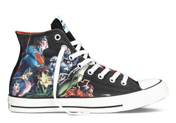 c9d8bacd07a DC Comics x Converse Chuck Taylor All Star - Fall 2014 Collection ...