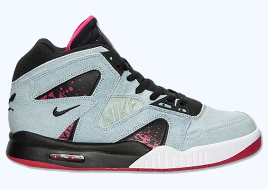 """Nike Air Tech Challenge Hybrid """"Washed Denim"""" – Available"""