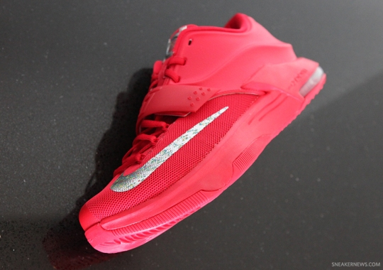 """Another Look at the Nike KD 7 """"Global Game"""""""