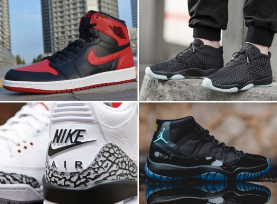 Eastbay's Air Jordan Retro Restock for July 22nd
