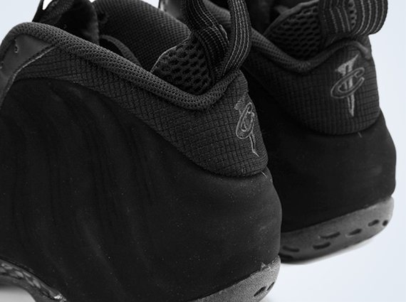 b025712977e durable modeling quot Black Suedequot Nike Air Foamposite One Closer Look