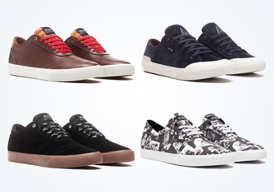 HUF Fall 2014 Footwear Collection