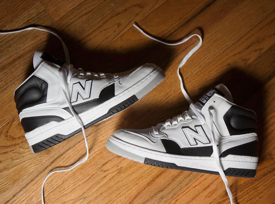 """5530a747502b James Worthy Speaks on the Return of His New Balance P740 """"Worthy Express"""""""