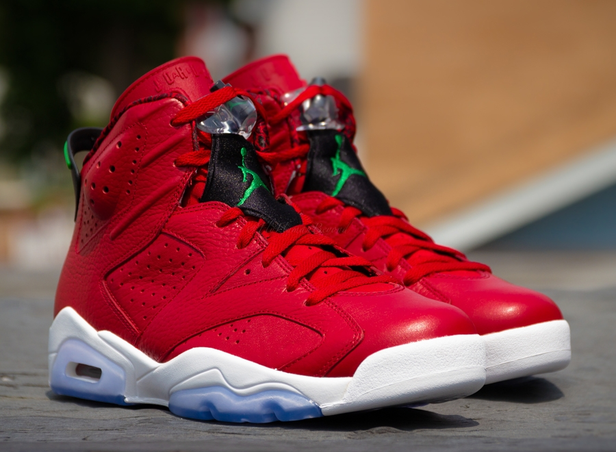 Paying Tribute to the Spiz ike with the Air Jordan 6 Retro 926d5e3a482e