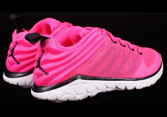 """Jordan Flight Flex Trainer """"Hyper Pink"""""""
