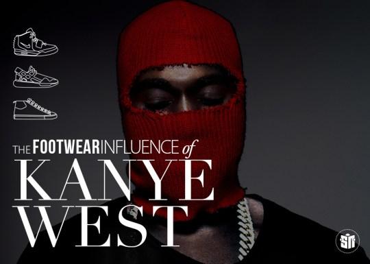 A Sneaker-by-Sneaker Breakdown of Kanye West's Footwear Influence
