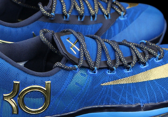 "Nike KD 6 Elite ""Supremacy"" – Release Date"