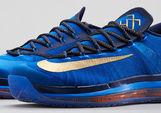 "Nike KD 6 Elite ""Supremacy"" – Release Reminder"