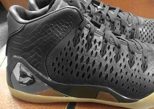 "Nike Kobe 9 Mid EXT ""Snakeskin"""