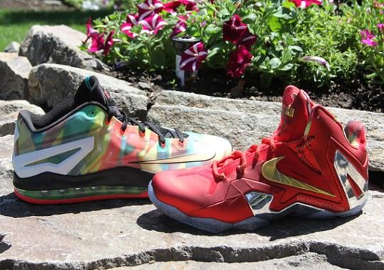 "Nike LeBron 11 ""SE Pack"" – Euro Release Date"