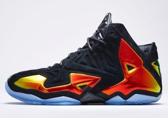 "Nike LeBron 11 EXT ""Crown Jewel"" – Release Reminder 8652e8b51937"