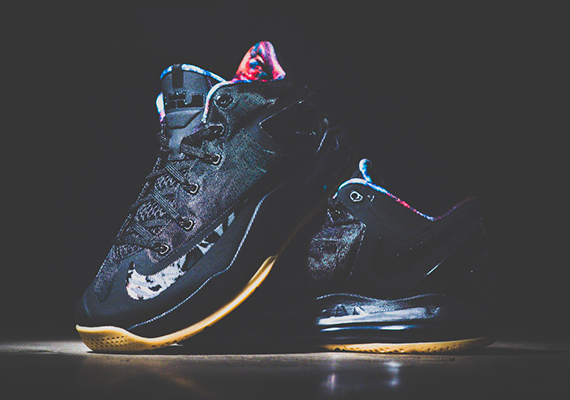 "the best attitude 9e1df 09f6b Nike LeBron 11 Low ""Black Gum"" – Release Reminder"