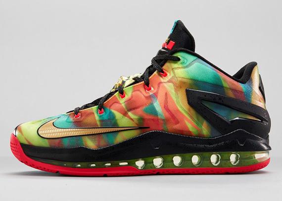 Nike Lebron 11 Faible - 2014 07 23 Nike Lebron 11 Faible Se Multi Color Nikestore Release Info Prix Bas