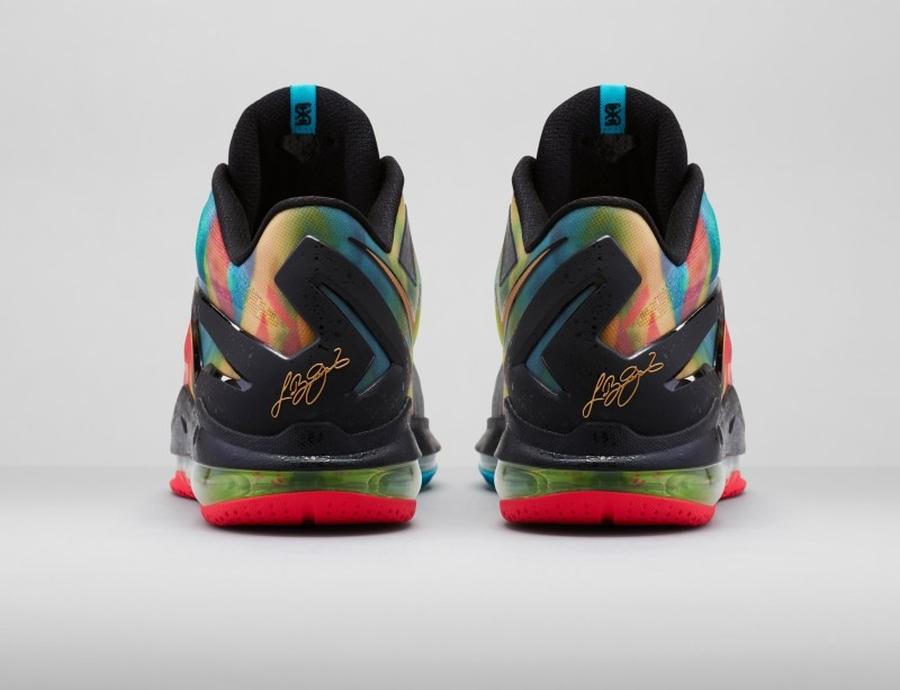 Order Nike Lebron XI Low Cheap sale SE Multi-color Metallic Gold