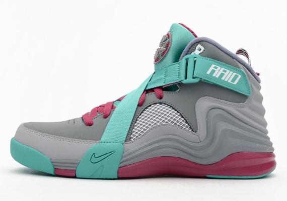 best value c4c79 e2b93 Nike Lunar Raid – Cool Grey – Hyper Jade – Bright Mango