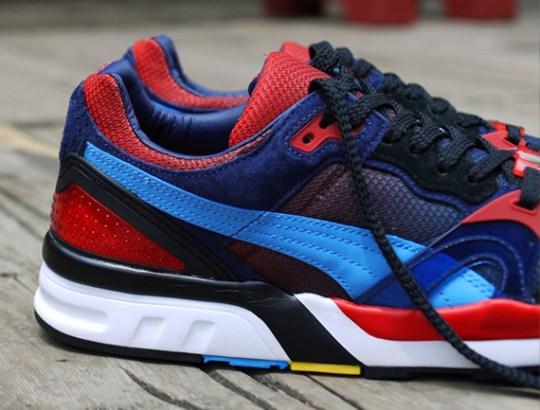 mita sneakers x WHIZ Limited x Puma Trinomic XT2