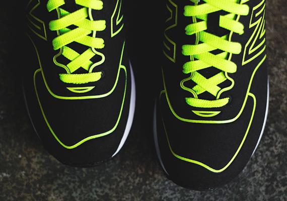 new balance 574 trainers Green