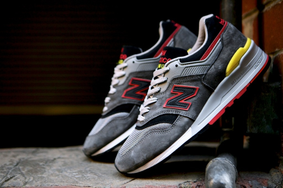 New Balance 997 Quot Catcher In The Rye Quot Sneakernews Com