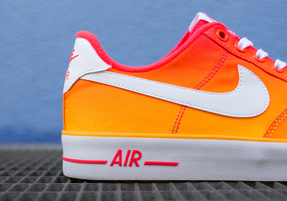 "competitive price ea8a8 426df Nike Air Force 1 AC ""Gradient"" – Atomic Mango"