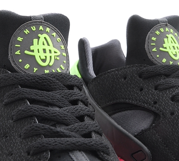 Nike Air Huarache - Anthracite - Hyper Punch - SneakerNews.com af9135044