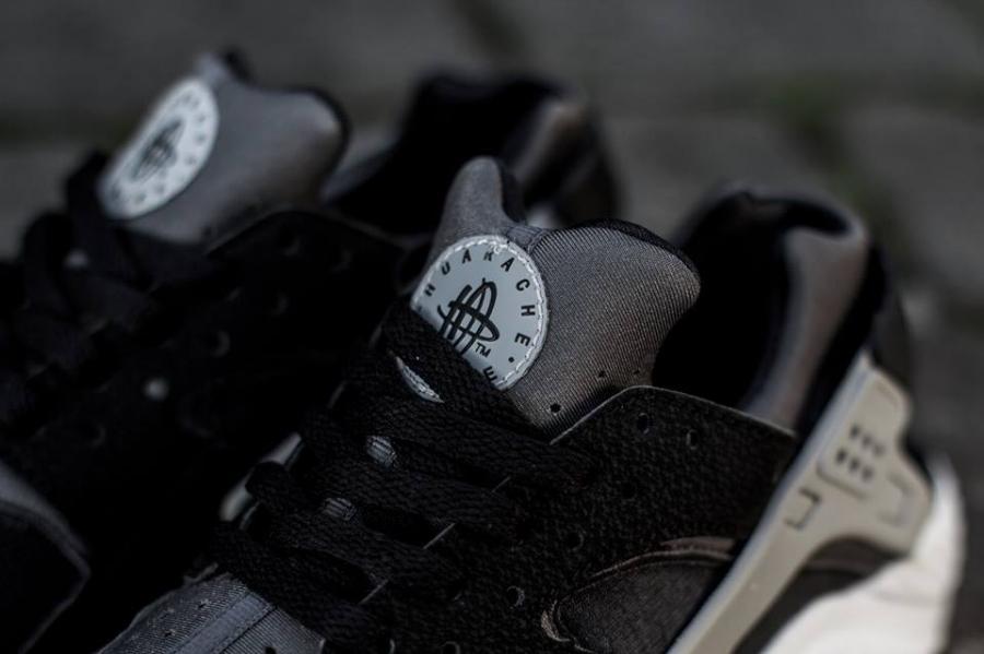 Magasin Noir Et Blanc Nike Air Huarache aaRTy