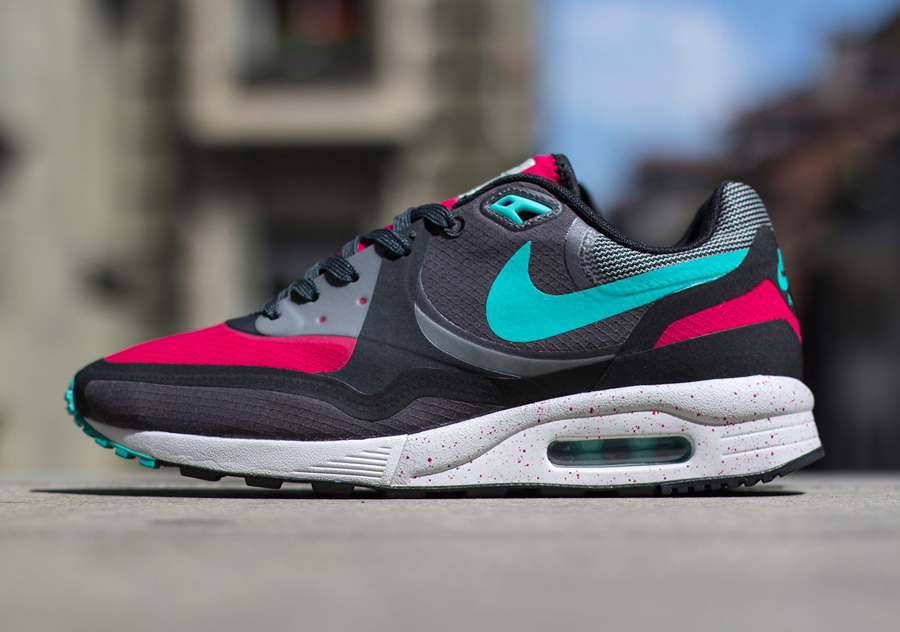 nike air max light wr fuschia force hyper jade anthracite. Black Bedroom Furniture Sets. Home Design Ideas