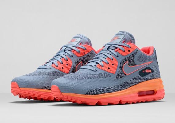Nike Air Max Lunar90 - Bright Mango - Dark Magnet Grey - SneakerNews.com 4b4f05dd7