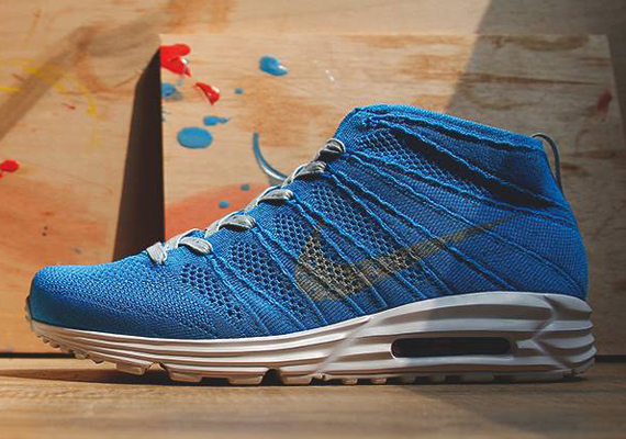 Nike Lunar Air Max Flyknit Chukka